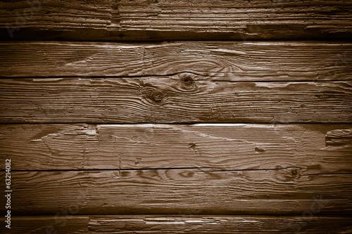canvas print picture braunes Holzmuster für kreativen Hintergrund