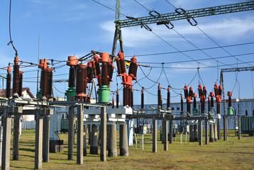 Stacja elektryczna