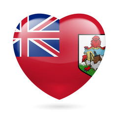 Heart icon of Bermuda
