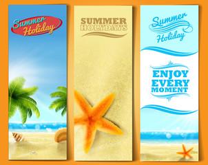 summer holiday graphics