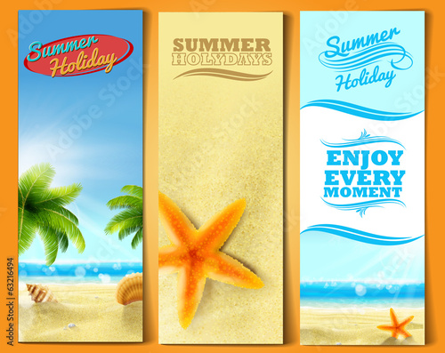 summer holiday graphics