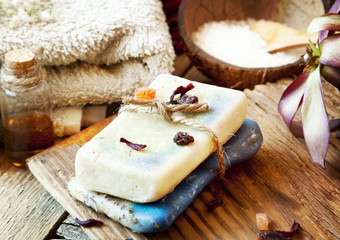 Spa Natural Soap