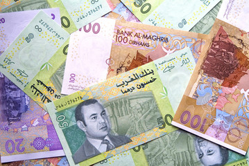 Dirhams currency