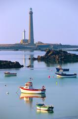 Phare de l'Ile Vierge, Bretagne