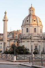 Chiesa Cattolica Santissimo Nome di Maria. Foro Traiano, Roma