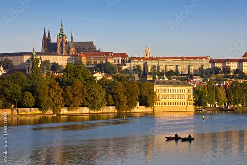 Staande foto Praag Prague