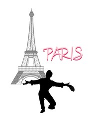 Paris is my dance partner
