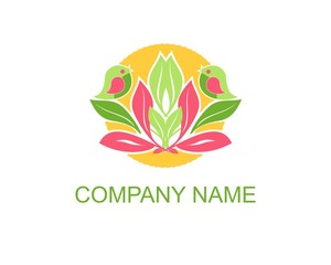 Tea Logo Template