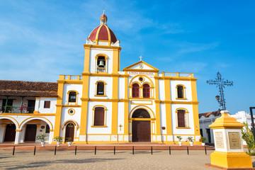 Mompox Church