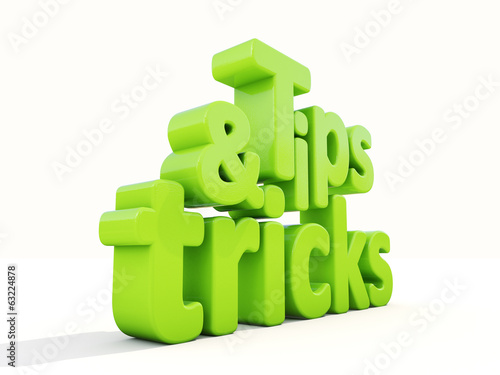 3d tips and tricks