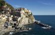 landsacpe of Manarola, Cinque Terre