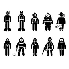 Protective Suit Gear Wear