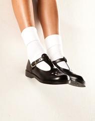 Dangling Girls School Shoes