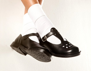 Dangling Girls School Shoes