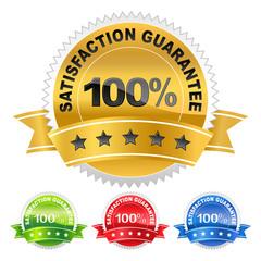 label satisfaction guarantee