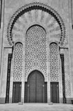 Gates of the The Hassan II Mosque, located in Casablanca is the - 63232401