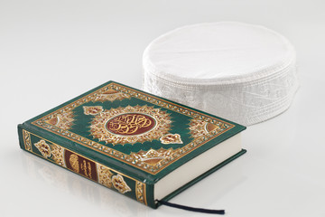 The Quran  is the central religious text of Islam