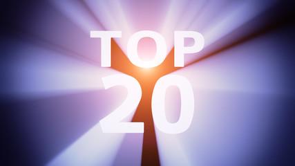Illuminated TOP 20