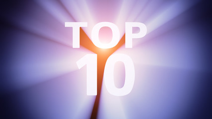 Illuminated TOP 10