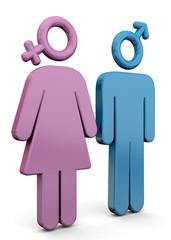 Gender Concept - 3D