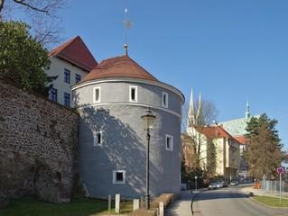 Goerlitz Ochsenbastei und Peterskirche 02