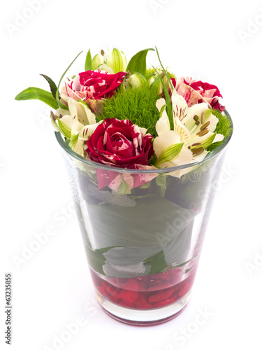 Flower Piece in Vase
