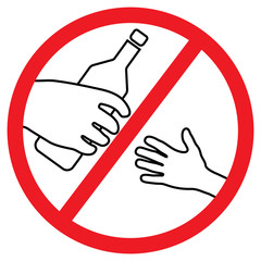 No Alcohol for kids