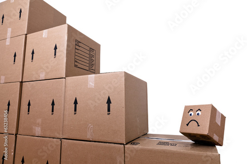 Frowning Little Box