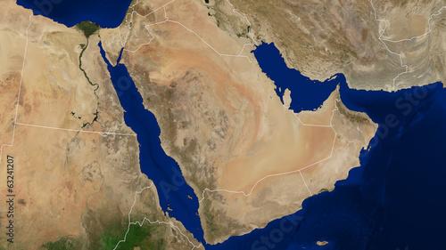 Arabian Peninsula - Day - 02