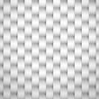 бумажное плетение на сером фоне