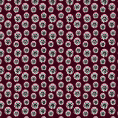 seamless lipstick pattern backdrop on deep red