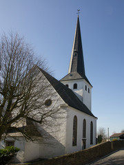 Dorfkirche unbearbeitet