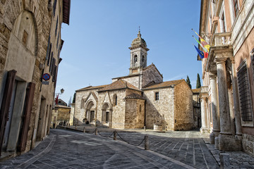 san quirico church