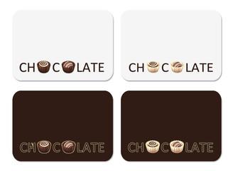 Шоколад.  Доска для объявлений