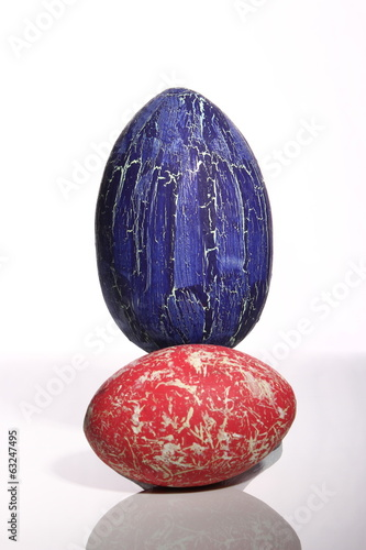 Easter colorfull egg