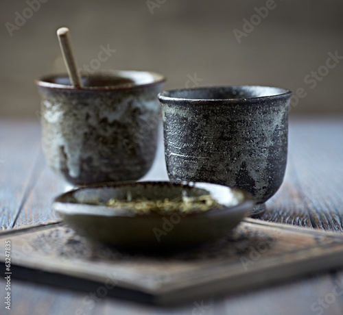 Japanese Ceramic Tea Cups