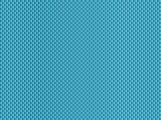 Geflochtenes Muster in hellblau