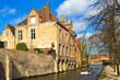View of Brugge, Belgium