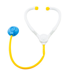 Stethoscope Children's toys, medical equipment