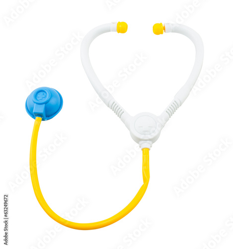 Stethoscope Children's toys, medical equipment
