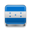 Metal  icon of Honduras