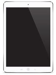 Modern vector tablet