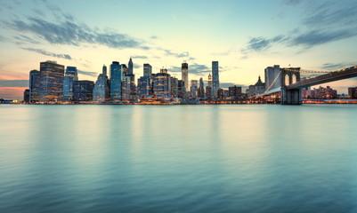 Skyline de Manhatta, New York.