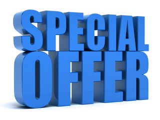 Special Offer 3d