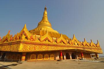 Vipassana Pagoda in Mumbai