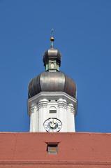 Stadtpfarrkirche Mariä Himmelfahrt in Landsberg am Lech