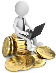 Bitcoins generieren