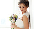 Wedding. Beautiful bride - 63258246