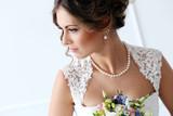 Wedding. Beautiful bride - Fine Art prints