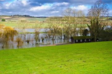 Berkshire Landscape view